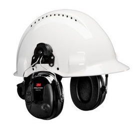 3M Peltor ProTac III Slim Headset, Hard Hat MT13H220P3E (NRR 19)
