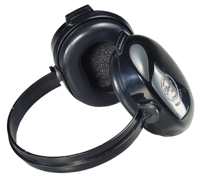 Tasco T-2 Slimline Low-Profile Neckband Model Ear Muffs (NRR 19)