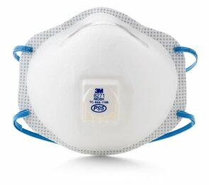 3M 8271 P95 Disposable Respirator (P95) (Case of 80 Masks)