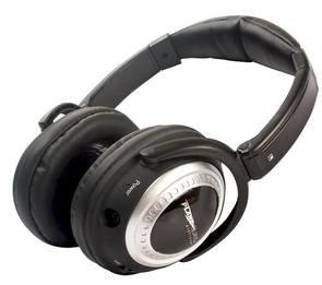 Plane Quiet® Platinum Active Noise Canceling Stereo Headphones