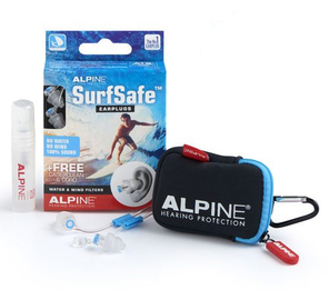 Alpine SurfSafe Ear Plugs for Watersports