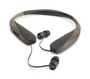 Walker's GWP-NHE Razor-X High Noise Electronic Behind-the-Neck Earbud Headset (NRR 31)