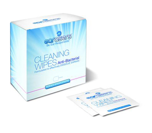 Earasers Cleaning Wipes (Box of 30)