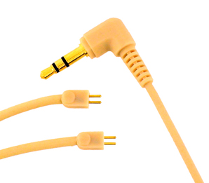 Got Ears? Two-Pin Replacement Cable for In-Ear Earphones and Professional Musician Monitor