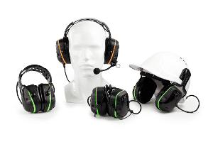 Sensear SmartMuff SM1PBSGL01 Smart Group Communications Large Group Pack (NRR 25) (1 Leader + 10 Follower Headsets)
