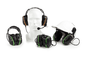 Sensear SmartMuff SM1PBSGS01 Smart Group Communications Small Group Pack (NRR 25) (1 Leader + 5 Follower Headsets)