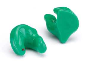 Westone DefendEar Style 40 Custom-Fit Solid/Sleep Ear Plugs (NRR 24-29) (One Pair)
