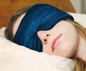 Sleep Master SMBLU01 Sleep Mask