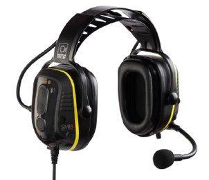 Sensear SM1B Basic Communications Headset - Two-Way Radio Only (NRR 27)