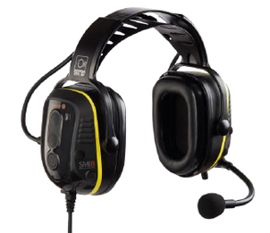 Sensear SM1B IS Basic Communications Headset - Two-Way Radio Only (NRR 27)