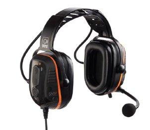 Sensear SM1P IS Intrinsically Safe Communications Headset (NRR 27)