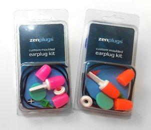 ZenPlugs Custom Molded Ear Plug Kit (SNR 22)
