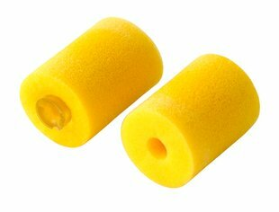 3M Peltor ORA TAC Replacement Tips Yellow Classic Foam (Box of 50 Pairs)
