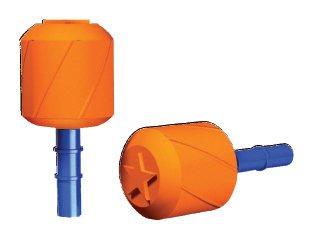 Hearos SoftStar EZ Twist Series 7312 UF No-Roll Foam Ear Plugs (NRR 30)