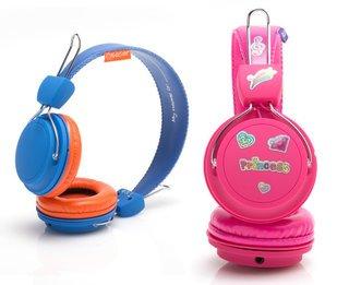 KidzSafe Boys and Girls Fun and Safe DIY Headphones