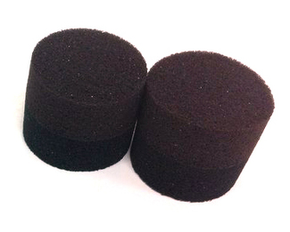 EquiFit Equine T-Foam Horse Ear Plugs (One Pair)