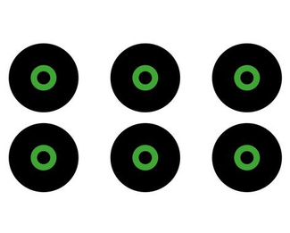 Flare Audio EARFOAMS MiNi Replacement Foam Tips for ISOLATE MiNi (3 pairs)