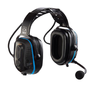 Sensear SmartMuff SM1PW Communications Headset  - Bluetooth/Short Range Only (NRR 27)