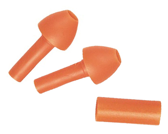 Tasco RD-1 Reusable Ear Plugs (NRR 24) (1 Pair)