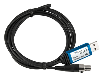 3M Peltor FLA06 LiteCom Service Tool USB Programming Cable for WS LiteCom Pro III Headsets