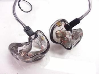 InEarZ Model IE650 Euphoria Six Driver Professional Custom Musician Monitor Earphones