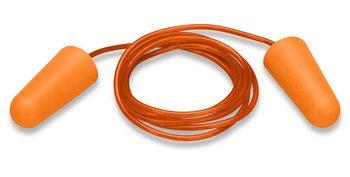 Elvex Uni-Fit UF Foam Ear Plugs Corded (NRR 32)