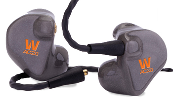 Westone Custom Series AC20 Musician Monitor Earphones