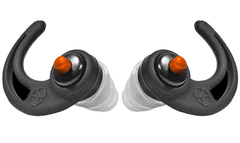 SportEAR X-PRO Series Premium Push-to-Hear Hunting Ear Plugs (NRR 19-30)