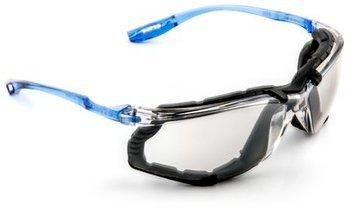 3M Virtua CCS Protective Eyewear 11874-00000-20 with Foam Gasket, I/O Mir Anti-Fog Lens (Case of 20 Pairs)