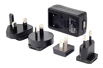 3M Peltor FR08 Wall to USB Adapter Plug