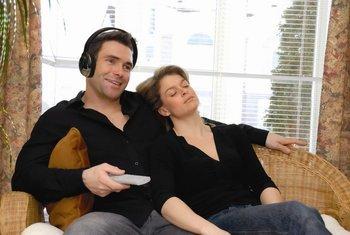 Unisar  Model J3 TV Listener Wireless Television Listening System