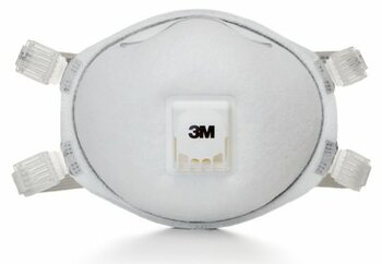 3M 8212 N95 Disposable Respirator (N95) (Case of 80 Masks)