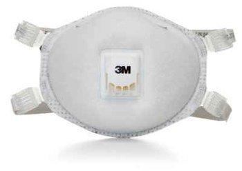 3M 8214 N95 Disposable Respirator (N95+OV) (Case of 80 Masks)
