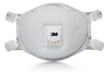 3M 8514 N95 Disposable Respirator (N95+OV) (Case of 80 Masks)