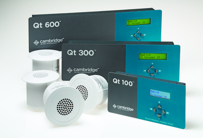 Qt™ Systems for Speech Privacy and Office Noise Management