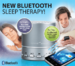 Sound Oasis Bluetooth Sleep Sound Therapy System BST-100