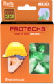 Flents PROTECHS™ Work Foam Ear Plugs (NRR 33) (8 Pairs)