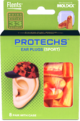 Flents PROTECHS™ Sport Foam Ear Plugs (NRR 33) (8 Pairs)