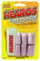Hearos 2210 Original Ultimate Softness UF Foam Ear Plugs (NRR 32) (8 Pairs w/Carry Case)