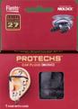 Flents PROTECHS Music Reusable Ear Plugs (NRR 27)